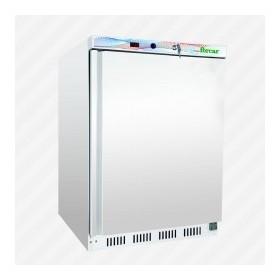 Armoire 200 litres Négative Blanche   - 1 porte -