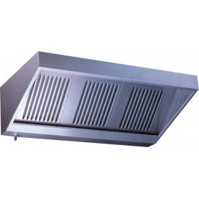 Caisson de ventilation statique 1000 x 750 2 filtres