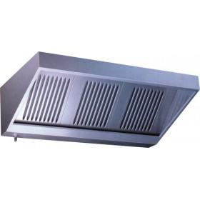 Caisson de ventilation et hotte dynamique