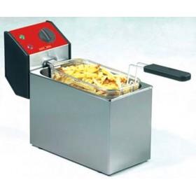 Mini Friteuse de comptoir professionnelle 5 litres